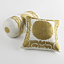 Suzani Sun Embroidered Pillows