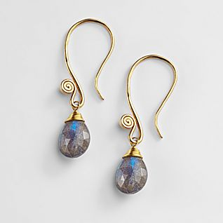 Thai Thundercloud Earrings