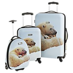 National Geographic Explorer Polar Bear Hard-side Luggage