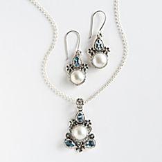 Balinese Frangipani Jewelry