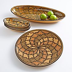 Tunisian Honey Ceramics