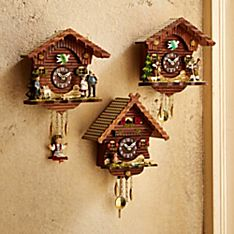 Black Forest Mini Cuckoo Clock