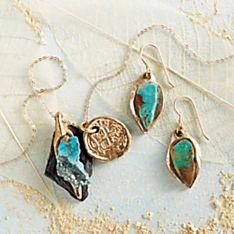 Turquoise Talisman Jewelry