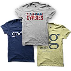 American Gypsies T-shirts on CafePress.com