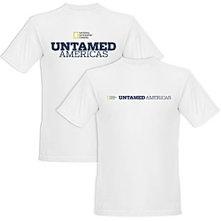 Untamed Americas T-shirts on CafePress.com