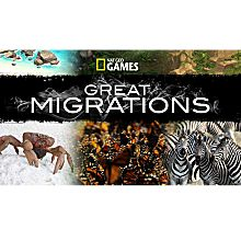 Great Migrations Video Game