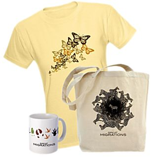 Great Migrations T-shirts & Gifts on CafePress.com