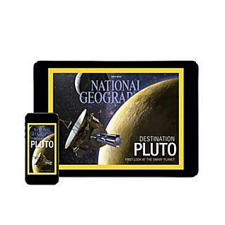 National Geographic Digital Access (International)
