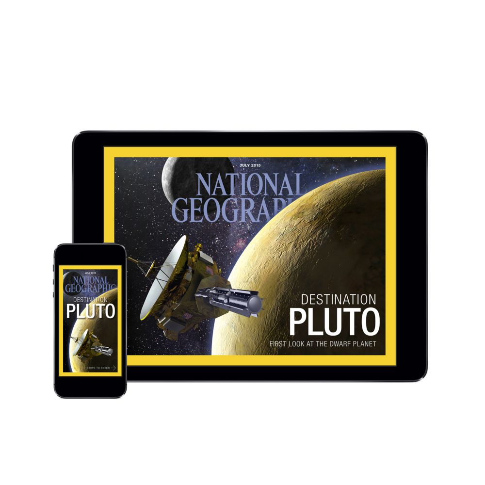 National Geographic Magazine Digital Access (International)