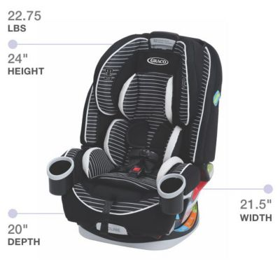 4Ever™ 4-in-1 Convertible Car Seat | gracobaby.com