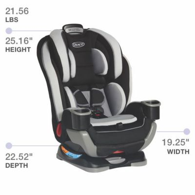 Extend2FitR 3 In 1 Car Seat