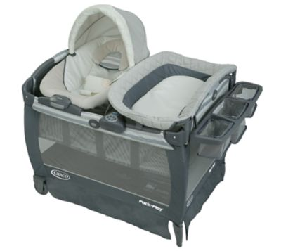 Travel Lite Crib With Stages Gracobaby