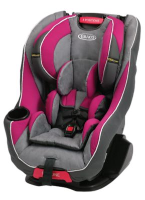 Head Wise™ 65 Car Seat with Safety Surround™ Protection | gracobaby.com