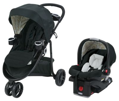 Modes 3 Lite Click Connect Travel System Gracobaby