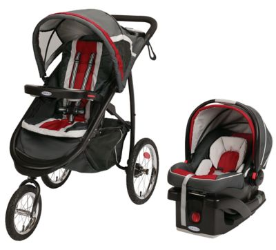 Fastaction Fold Jogger Click Connect Travel System Gracobaby Com