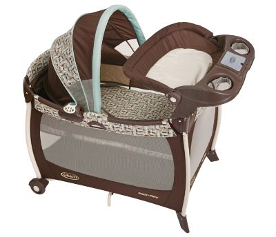 Pack N Play Silhouette Playard Gracobaby