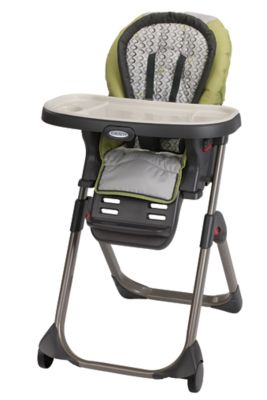 Image result for Graco® DuoDiner™ 3-in-1 Convertible High Chair - Asher