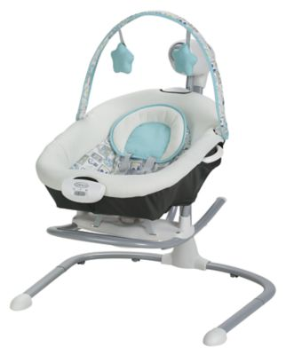 Fast Ship Graco Simple Sway Comfortable Electronic Baby Swing Seat Chair