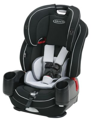 Graco Nautilus SnugLock LX 3-in-1 Harness Booster