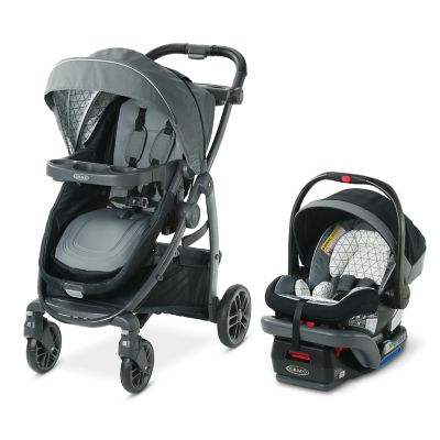 Graco Modes Bassinet LX Travel System