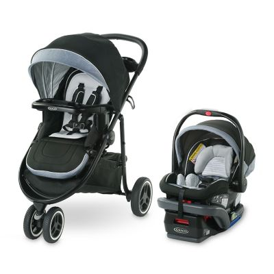 Graco Modes 3 Lite Platinum Travel System