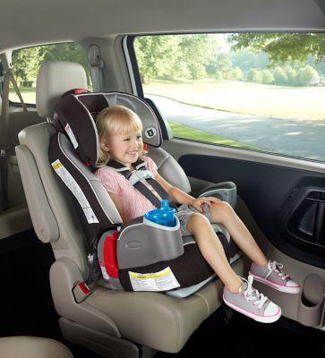 NautilusTM 3 In 1 Car Seat