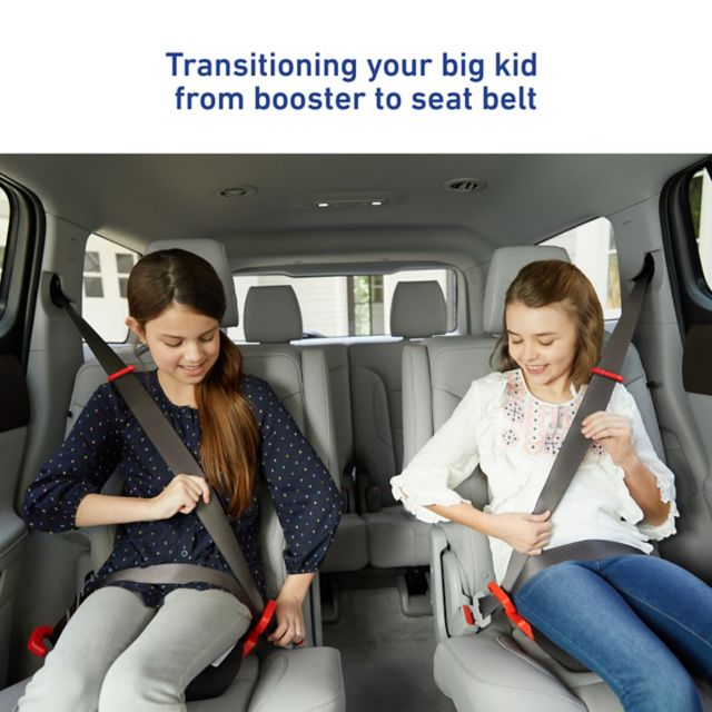 Right Guide Seatbelt trainer