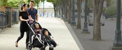 City Select 174 Babyjogger Canada