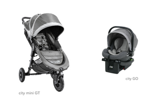 CITY MINIR GT TRAVEL SYSTEM ADVENTURES FROM DAY ONE