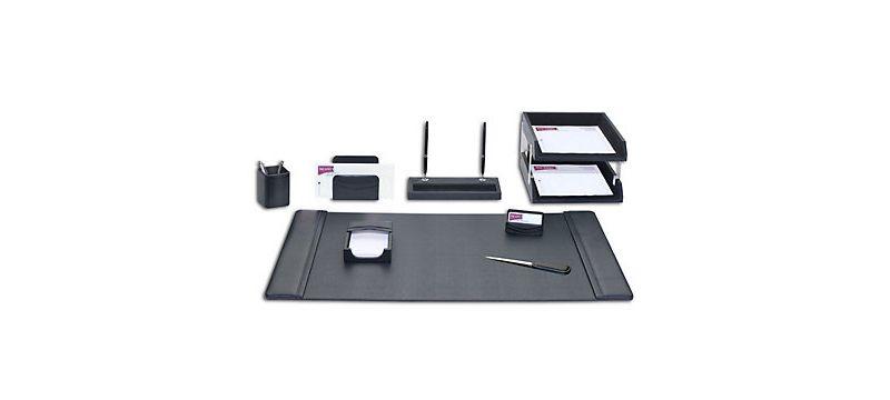 Six Piece Desk Pad Set