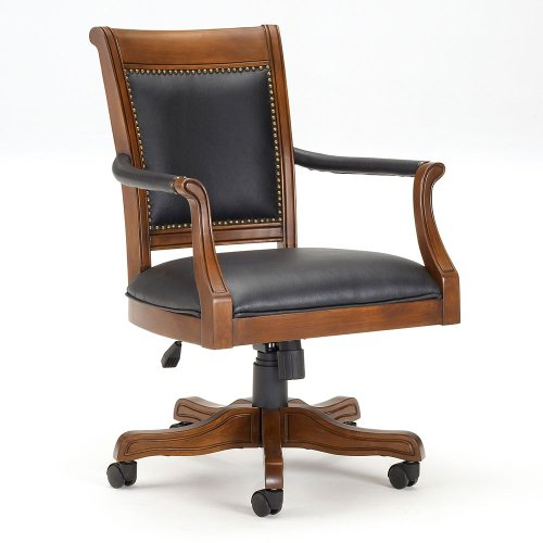 Click here for Kingston Adjustable Office Chair in Leather - Hill... prices