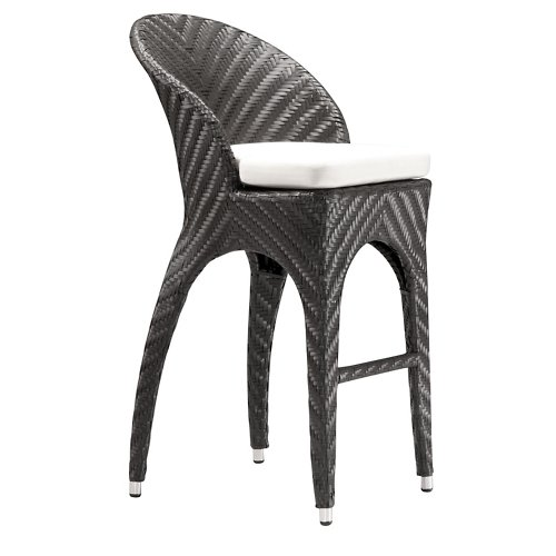 Corona Bar Chair - Zuo Modern