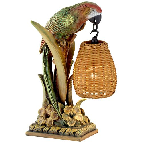 TlKig Parrot Paradise Table L - Pacific Coast Lighting