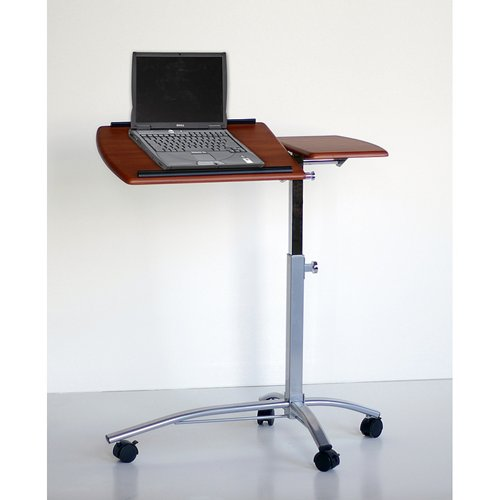 Adjustable Height Laptop Caddy - Mayline