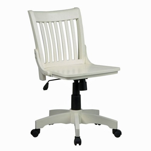 Armless Bankers Chair - Office Star