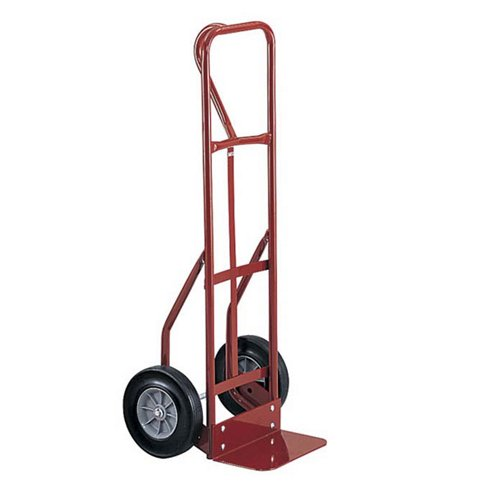 Safco Red Loop Handle Hand Truck Red from OfficeFurniture.com