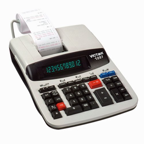 Commercial Desktop Calculator - Office Supplies
