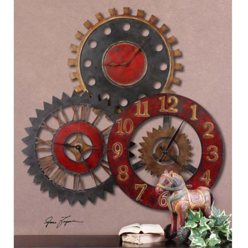 Statement Clock