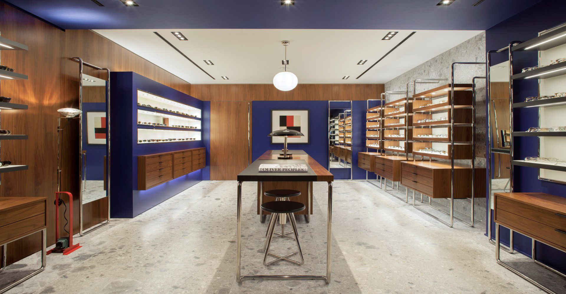 Oliver Peoples Shops at Berlin