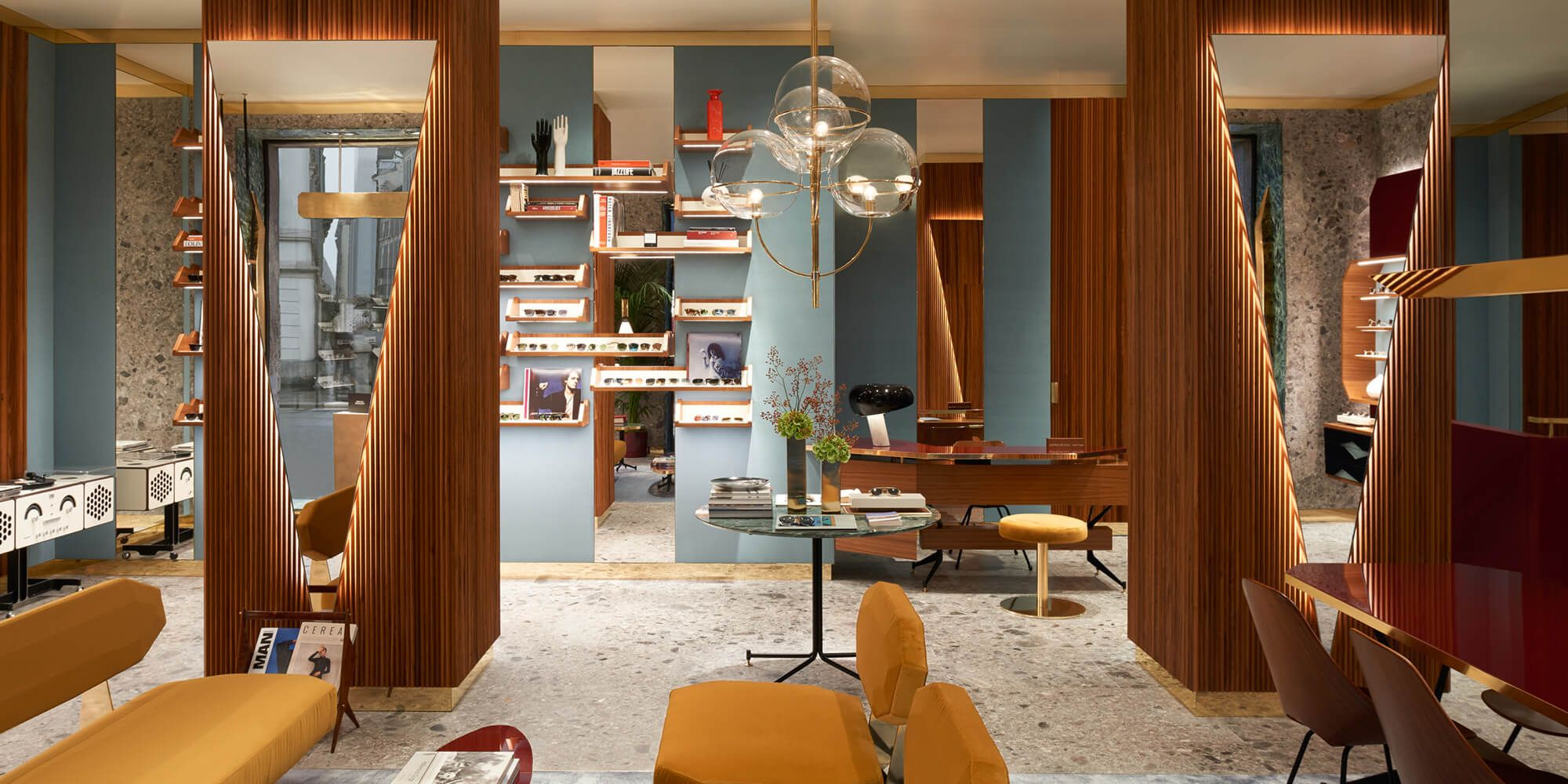 Oliver Peoples Milan Boutique