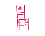 Reception Chair Hot Pink