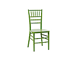 Reception Chair Lime Green