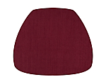 Cushion Shantung Bordeaux