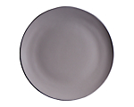 Aster Matte Grey Dinner 10.75 in.