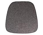 Cushion Rattan Charcoal Grey
