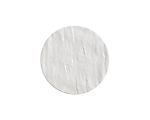 Platter Slate Melamine Round White Large 12.75 in.