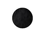 Platter Slate Melamine Round Black Large 12.75 in.