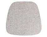 Cushion Rattan Grey