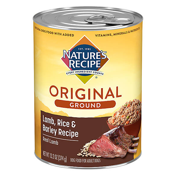 Where Can I Buy Nature S Recipe Dog Food