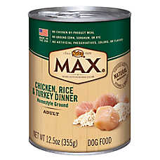 NUTRO® MAX® Adult Dog Food - Chicken, Rice & Turkey